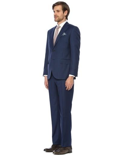 Corneliani Takım Elbise Mavi